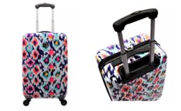 "Tag Gallery 20"" Hardside Carry-On Spinner Suitcase, $39.99 at Macy's (Reg. $200)"