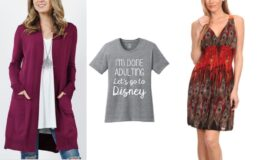 Up to 80% Off Women's Apparel S-3X Starting at $4.99 on Zulily + Free Shipping!