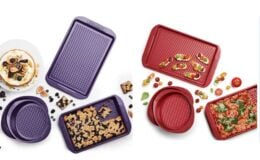 Farberware Colorvive Bakeware Set (4 pc) $19.99 (Reg.$46.99) at Macy's!