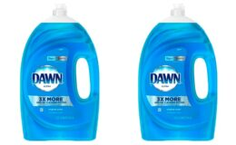 Dawn Dishwashing Liquid, Original Scent, 75 Oz $5.40 (Reg. $16.99)