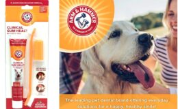 Crazy Low Price! 87% Off + Extra 40% Off Arm & Hammer Clinical Care Dental Gum Health Kit for Dogs