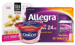 Today's Top New Coupons - Save on Allegra, Sea Cuisine, Dannon & More
