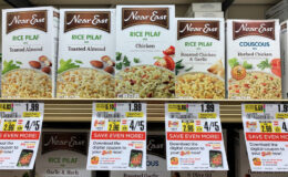 Near East Side Dishes  Just $0.75 at ShopRite!