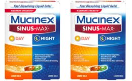 High Value $5 Mucinex Savings Offer + Great Deals at Target & Walgreens!