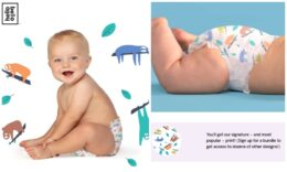 FREE Hello Bello Diapers For New & Expecting Moms + $1.00 Shipping