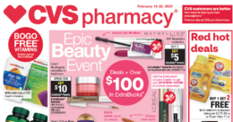 Insider Preview of the Best Deals at CVS starting 2/23