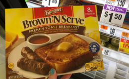 Banquet Sausage or Basic Lunchables only $1 at Stop & Shop {No-Coupons Needed}