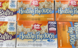 Jolly Time Microwave Popcorn 3pk Just $0.50 at Acme!