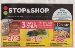Stop & Shop Preview Ad for 2/21 Is Here!