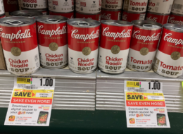 Campbell's Chicken Noodle and Tomato Soups Just $0.75 at ShopRite!