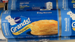 Pillsbury Grands! Biscuits, Cinnamon or Crescent Rolls Just $0.66 at Acme!