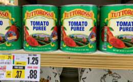 Tuttorosso Canned Tomatoes as Low as $0.38 at ShopRite!
