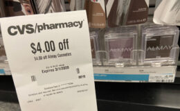 Almay Squad Singles Eye Shadow Only $0.99 at CVS! {Reg. $6.99}