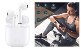 Hot Promo Code! $27 off Wireless Bluetooth Earbuds {Amazon}