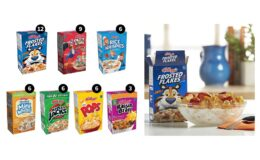 Stock up Price! 40% off Kellogg's Breakfast Cereal, Single-Serve Boxes, Variety Pack, 48 Count