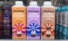 Over $1.00 Money Maker on Chobani Coffee Creamer at ShopRite! {6/7-Rebate}