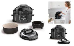 31% off Ninja OP101 Foodi 7-in-1 Pressure, Slow Cooker, Air Fryer and More, 5-Quart {Amazon}