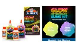 Elmer's Glow in the Dark Slime Kit $7.38 (was $12.88) at Walmart