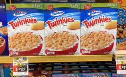 Post Hostess Twinkies Cereal Just $0.99 at ShopRite! {Ibotta Rebate}