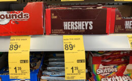 Hershey's Single Serve Candy Bars Just $0.89 at Walgreens! {No Coupons Needed}