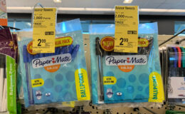 2 FREE + $1 Money Maker on PaperMate Pens at Walgreens! {No Coupons Needed}