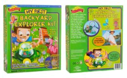 65% off Scientific Explorer Backyard Science Kids Science Kit {Amazon}