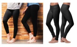 SunFrog Women's Full Length Stretch Leggings $4.99 Shipped (Reg.$19.99) at Walmart!