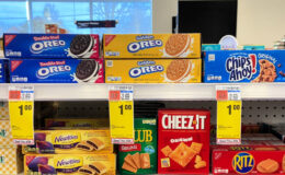 Nabisco Cookies and Crackers Only $1.00 at CVS! {No Coupons Needed}