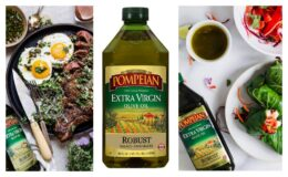 Stock Up! Pompeian Robust Extra Virgin Olive Oil - 68 Ounce {Amazon}