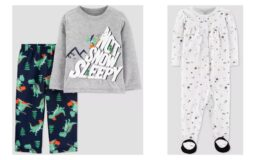 Kid's Holiday Pajamas as low as $3.11 (Reg.$12.99) at Target!