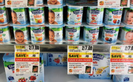 Stonyfield  Organic Yogurt Multi-packs as Low as $0.75  at ShopRite! {Ibotta Rebate}