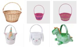 Today Only! 25% Off Easter Baskets at Target