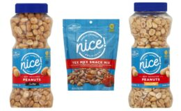 "Walgreens: 16-Oz ""Nice!"" Brand Honey or Dry Roasted Peanuts $1.99 (Reg. $3.99) & More + Free Shipping"