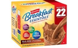 20% Off + Extra 20% Off Coupon Carnation Breakfast Essentials Powder Drink Mix Box of 22 Packets