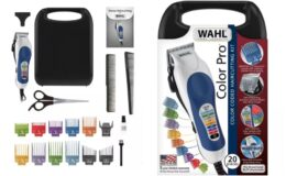 Target: Wahl Color Pro Men's Haircut kit with Color Coded Guide Combs and Hard Storage Case just $19.99