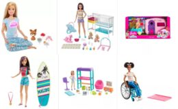 Today Only! 25% Off Barbie Dolls at Target
