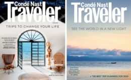 Conde Nast Traveler Magazine For Just $4.99 per Year!