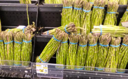 Fresh Tender Green Asparagus Spears Just $0.88 per pound at ShopRite! | Just Use Your Phone