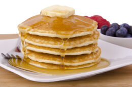Homemade Pancake Recipe - Its easier than you think!