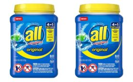 Today's Top New Coupons - Save on all Laundry Detergent, Nature's Own Bread & More