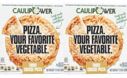 Caulipower Pizza & Pizza Crusts Just $2.99 at ShopRite!