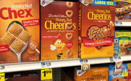 Rite Aid Shoppers - $1.49 General Mills Cereals!
