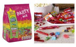 Super Price! Jolly Rancher & Twizzlers Candy Party Mix, 48 oz, 165 Pieces