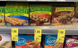 Nature Valley Bars as Low as $1.74 at Walgreens!