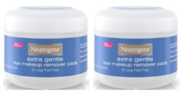 Neutrogena Extra Gentle Eye Makeup Remover Pads 30 ct. as Low as $2.79 at CVS.com!