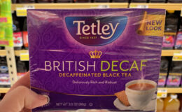 Save $1.50 on Tetley Tea Products & Deals at ShopRite, Walmart & More