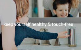 25% off Simple Human Touch-Free Sensor Pumps, Soap and Sensor Cans