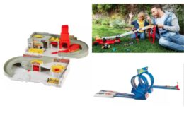 Today Only! 25% Off Hot Wheel Track Sets at Target + Extra $10 Off $50 Toys