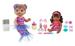 Today Only! 25% Baby Alive Dolls and Accessories at Target + $10 Off $50 Toys