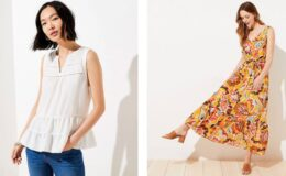 Loft: 50% Off + Buy 2 Get 2 Free! Plus, Tall & Petites Too!